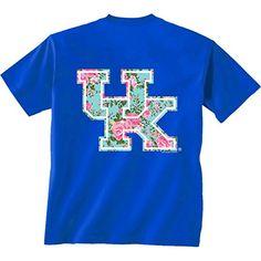 Amazon.com : NCAA Floral Short sleeve : Sports & Outdoors #KentuckyBasketball #bbn #kentuckybball #UofK #uk #marchmadness #ncaatourney #universityofKentucky