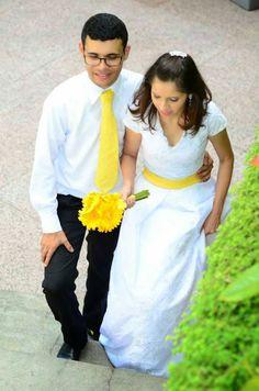 Nise e Willian [ Casamento ] | A Noiva SUD