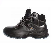 Μποτάκι Εργασίας Μαύρο Με Προστασία All Black Sneakers, Hiking Boots, Shoes, Fashion, Moda, Shoe, Shoes Outlet, Fashion Styles, Fashion Illustrations