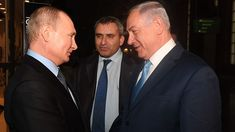 FOX NEWS: Netanyahu confronts Putin over Iran's actions in Syria Lebanon