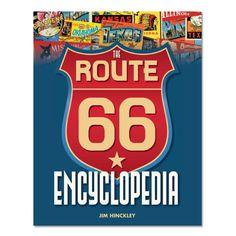 Route 66 Encyclopedia - Hardcover Book