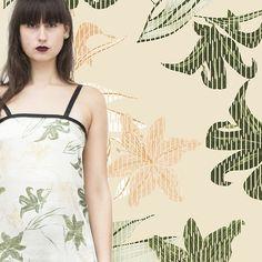 dress print