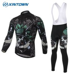 58.45$  Watch now - http://aliodz.shopchina.info/go.php?t=32760843264 -  Quick-Dry Ropa Ciclismo GEL Pad Pro Cycling Jersey Long Sleeve Autumn Breathable Clothes Bike Clothing Bicycle Sportwear 58.45$ #bestbuy