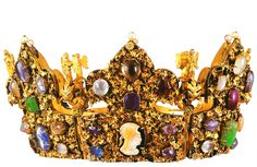 Crown of St. Hendrik: On display at Germany / Munich / Rezidenz Palace Museum