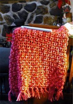 The Hug of a Prayer Shawl - Easy Prayer Shawl Crochet Patterns