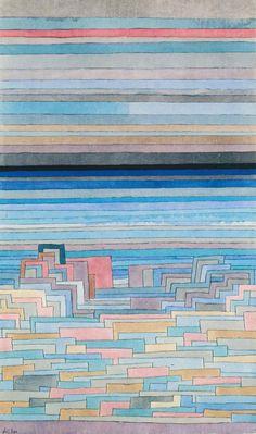 Paul Klee – Lagunenstadt, 1932