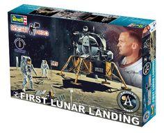 Revell 1:48 Rocket Hero Lunar Landing $24.62