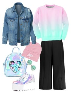 """""""Spring set"""" by dmiarina on Polyvore featuring мода, Sugarbaby, Hype, Y.R.U., LE3NO и Aloha From Deer"""