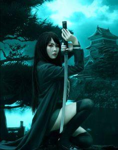 The Last Samurai by S-BlackART.deviantart.com on @deviantART