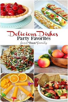 Delicious Dishes Rec