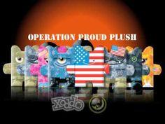 Operation Proud Plush - The Xoddo Warriors #Crowdfunding on #Indiegogo  #MadeInUSA  Plush #Toys #WoundedWarrior http://igg.me/p/661142/twtr/2623911