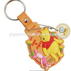 soft pvc keychain china wholesale
