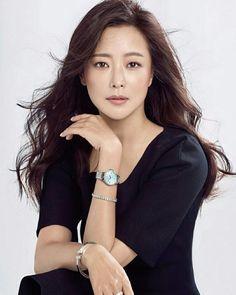 Kim Hee Seon ❤ #Tiffany&Co.   lovely.katie.k (Kim Hee Seon - Official Instagram)