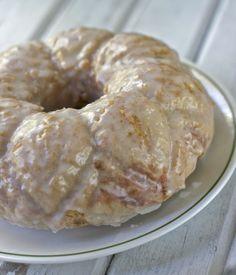 GF Cinnamon Donut Cake