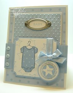 47 ideas baby boy cards ideas sweets for 2019 Baby Boy Cards, New Baby Cards, Baby Shower Cards, Baby Shower Invitaciones, Baby Kind, Card Tags, Handmade Baby, Kids Cards, Cute Cards