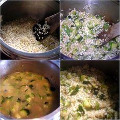 Risotto cremoso e delizioso in soli 7 minuti con la pentola a pressione. da cucinare hip!