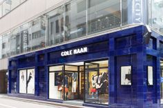 Cole Haan Tokyo flagship store