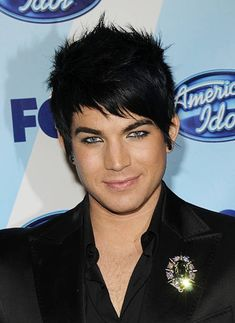 Adam Lambert at the 2009 American Idol Finale at the Nokia Theatre in Los Angeles, May Get premium, high resolution news photos at Getty Images Duchess Kate, Duchess Of Cambridge, Celebrity Couples, Celebrity Photos, American Idol Judges, Jenni Rivera, Royal Babies, Selena Quintanilla, Daddy Yankee