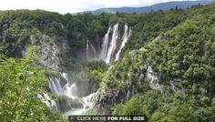 Plitvice Lakes Croatia wallpaper