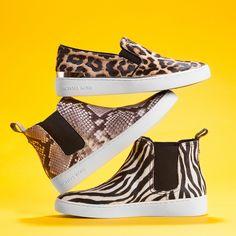Обувь с характером из новой коллекции MICHAEL KORS уже ждет вас в нашем интернет-бутике! Смело играйте со звериными принтами, чтобы получить эффектный и остромодный образ!  #topbrandsru #michaelkors #майклкорс #обувь #тренд