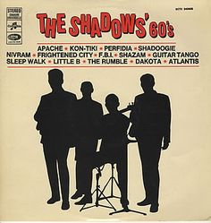 THE SHADOWS Cd Cover, Album Covers, Mark Knopfler, Recorder Music, British Invasion, Lps, Vinyl Records, Rock And Roll, Shadows