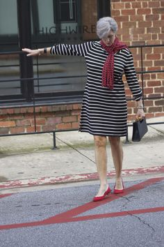 trends come and go, but true style is ageless - <sporty stripes> stripes are a closet essential of...