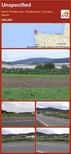 Unspecified in Near Ponteceso, Ponteceso, Coruna, Spain ►€80,000 #PropertyForSaleInSpain
