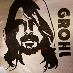 This #popart piece needs a redo... But first tries and all that. I absolutely #love #davegrohl so he's definitely getting a prominent place in my #music themed #livingroom. Who would you feature?  #foofighters #grohl #longshotcreations #Etsy #custom #picoftheday #photooftheday #craftliving #try #art #fail #rock #rocknroll #rockstar