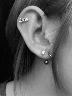 Loving my new earrings