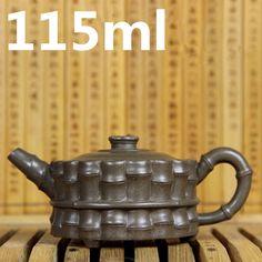 Oriental Purple Clay Teapots 115ML Yixing Zisha Handmade Teapot Tea Ceramic Pot Kung Fu Tea Set Chinese Porcelain Kettle