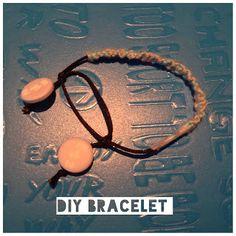 DIY World: Bijoux diy bracelet