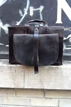 Luscious Leather backpack