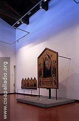 Fototeca CISA Scarpa - foto CS001061 - Galleria degli Uffizi e Gabinetto dei disegni e delle stampe, 1954-56