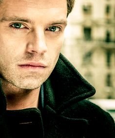 Sebastian Stan..ehehehehehe I'm certainly not puking over here no what are you thinking
