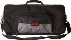 "Gator Cases G-MULTIFX-2411 24-inch x 11-inch Effects Pedal Bag by Gator. $45.87. Effects Pedal Bag; 24"" X 11"""