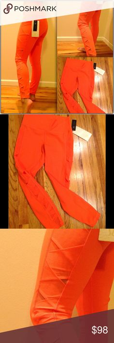 NWT Rise  and Flow Pant by Lululemon Brand New Rise and Flow Pant size 8 🚫 NO TRADES🚫REASONABLE OFFERS WELCOME ✔️ lululemon athletica Pants Leggings