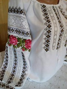 Floral Tie, Cross Stitch, Costumes, Embroidery, Models, Accessories, Fashion, Amor, Hardanger