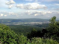 duncansville,pa. | Altoona,PA from Wopsy Mt.