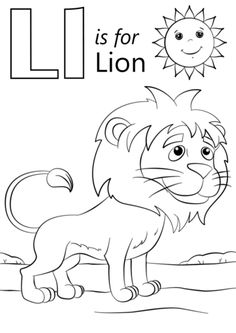 Letter U Coloring pages. Select from 31983 printable Coloring pages of cartoons, animals, nature, Bible and many more. Lion Coloring Pages, Monster Coloring Pages, Alphabet Coloring Pages, Cartoon Coloring Pages, Free Printable Coloring Pages, Colouring Sheets, Coloring Book, Free Coloring, Kindergarten Coloring Pages