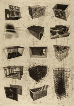 Infinite Stairs and Dissected Buildings | Marcin Bialas | Socks Studio
