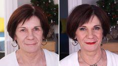 Maquillage de Fêtes Rajeunissant / Femmes 50 ans et +