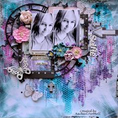 "Layout by More Than Words DT member Rachael Funnell inspired by the January ""Personality"" & ""Selfie"" Main Challenge. More details at http://morethanwordschallenge.blogspot.ca/2016/01/january-main-challenge-personality.html  #morethanwords #mtwchallenge #morethanwordschallenges #mtw"