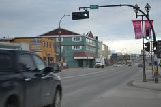 Still a little chilly in the morning in downtown Whitehorse! http://www.domerealty.ca/