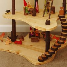 Gnome Home :: Building Stairs