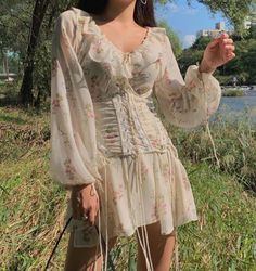 November 18 2019 at fashion-inspo Pretty Outfits, Pretty Dresses, Cute Outfits, Summer Outfits, Dress Outfits, Aesthetic Fashion, Aesthetic Clothes, Aesthetic Outfit, Aesthetic Food