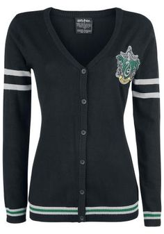 Slytherin - Cardigan van Harry Potter