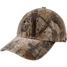 c07ae3a5d4d  29.95  47 Brand Seattle Mariners Real Tree Camo Franchise Fitted Hat