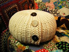 Ravelry: All Pouf'd Out pattern by Carole Marie