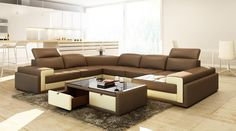 Stylish Design Furniture - Divani Casa 5104 Modern Bonded Leather Sectional Sofa, $2,168.00 (http://www.stylishdesignfurniture.com/products/divani-casa-5104-modern-bonded-leather-sectional-sofa.html/)