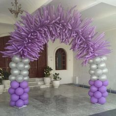 Balloon ARCH garland organic Arch Balloon Organic Spiral - Single - Name - Letters - Swirl Balloons Arch - - Balloon Columns, Balloon Garland, Balloon Arch, Balloon Clusters, Balloon Ideas, Birthday Party Decorations, Wedding Decorations, Birthday Parties, Balloon Logo